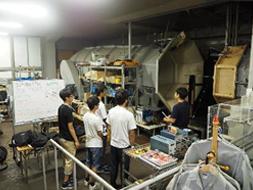 風洞実験室
